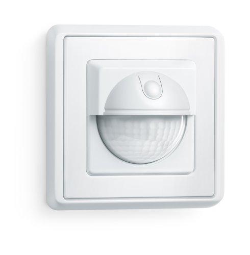 Steinel Einbau-Sensorschalter IR 180 UP (Unterputz),für Innen, 180° Bewegungsmelder, 8 m Reichweite, inkl. Abdeckrahmen