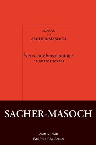 Textes autobiographiques et autres textes