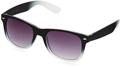 MSTRDS Unisex Likoma Fade Sonnenbrille, Schwarz (Black 4217), One Size