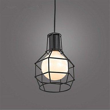 HCCX Lampe suspendue Retro Peintures Fonctionnalité for Style mini MétalSalle de séjour Chambre à coucher Salle à manger Cuisine