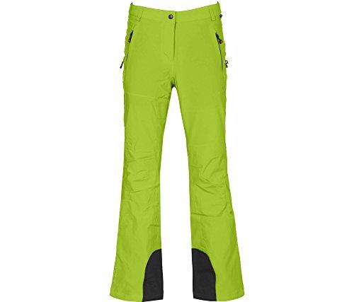 Bergson Damen Skihose Ice, Lime Green [242], 18 - Damen