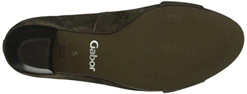 Gabor Shoes 56.152 Damen Geschlossene pumps Braun (Dark Fango 94)