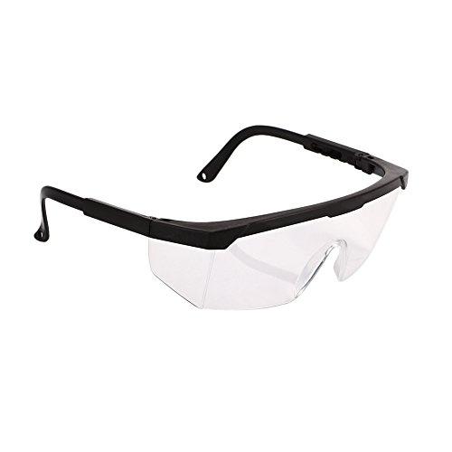 SSXY Sandproof Pc Goggles Sport Reiten Sonnenbrillen Arbeitsschutzbrille Anti-Uv-Brille - Schwarz
