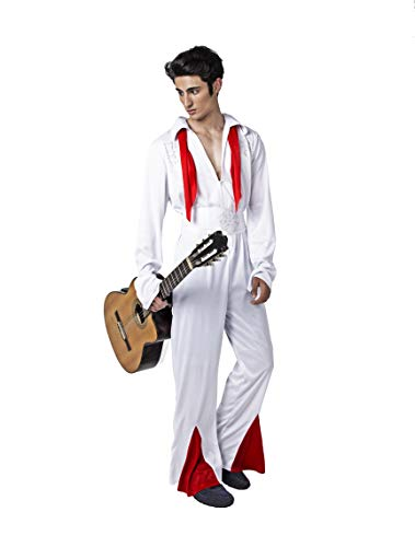Costumizate! Elvis Kostüm für Erwachsene, speziell für Kostümpartys und Karneval, Einheitsgröße (Elvis Pet Kostüm)