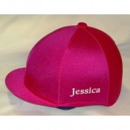 31N2Lz6CSEL BEST BUY UK #1Riding Hat Cover   Personalised   lots of colours price Reviews uk
