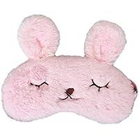 Lovelysunshiny Schöne niedliche Kaninchen Design Schlafaugenmaske weich gepolsterte Schlaf Augenbinde preisvergleich bei billige-tabletten.eu