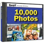 SNAP! 10,000 Photos (Jewel Case)