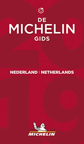 Nederland Netherlands - The MICHELIN Guide 2019: The Guide Michelin par Michelin