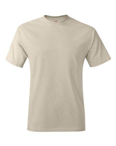 Hanes TAGLESS® T-Shirt 2XL Nude (Tagless Hanes Xxl T-shirt)