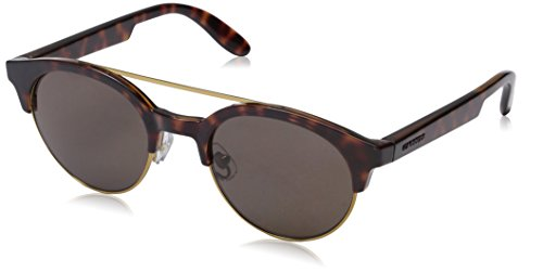 Carrera Unisex-Erwachsene 5035/S X1 Sonnenbrille, Gold (Havana Antique/Brown), 50