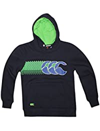 Canterbury Junior Graphic OTH Hooded Top - SS16
