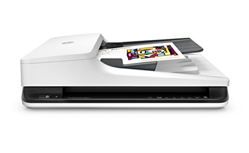 HP Scanjet PRO 2500 F1 Scanner Flatbed / letto piano