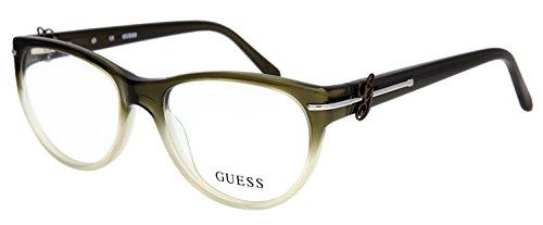 Guess Damen Brillengestell Olive GU2302-OL-52