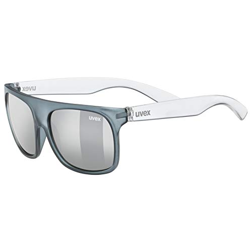 Uvex Unisex Jugend Sportstyle 511 Sportbrille, Grey/Transparent, One Size