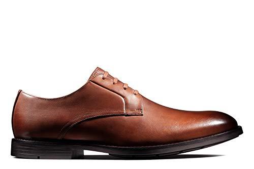 Clarks Ronnie Walk, Zapatos Cordones Derby Hombre