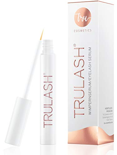 TRULASH - Wimpernserum | lange und dichte Wimpern | Made in Germany | 3 ml