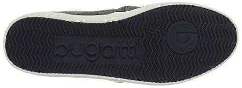 Bugatti F48666, Scarpe da Ginnastica Basse Uomo Grigio (Grau)