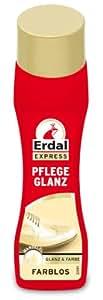 Erdal Pflegeglanz farblos, 4er Pack (4 x 75 ml)