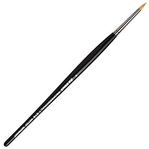DA VINCI PROFESSIONAL Eyeliner, fibres synthétiques fines taille: 4 une pièce