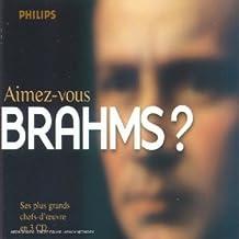 Brahms-Aimez Vous Brahms 3cd