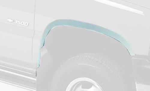 putco-97296-stainless-steel-full-fender-trim-kit-for-chevrolet-silverado-by-putco
