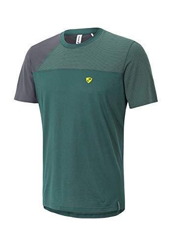 Ziener Herren NANDIN man (shirt) Funktions-Shirt - Fahrrad/Outdoor/Fitness/Sport - atmungs