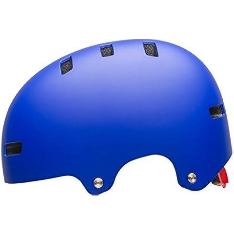Bell sábana Skater Casco & bicicleta casco de Matte Cobalt, S 51-55cm