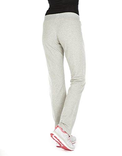 Champion pantalon de sport pour femme Gris - Oxford Grey A