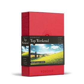 Boscolo Gift - Top Weekend. Esperienza completa in termini di arte, bellezza del territorio e gastronomia.