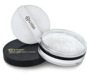 ASTRA Velvet skin loose polvere di riso cipria trasparente