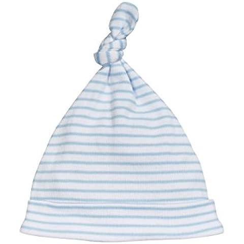 next Bebé Niño Paquete De Tres Gorros Con Nudo Azul Sombreros Suaves (0-12 meses)