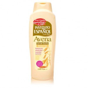 INSTITUTO ESPAÑOL - AVENA gel de ducha 1250 ml-unisex