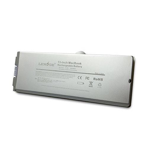 LENOGE Ersatz Laptop Akku Für Apple Macbook A1185 A1181 MA561 MA561FE/A MA561G/A MA561J/A 5600mAh 10.8V