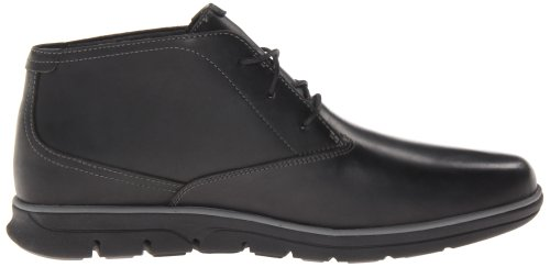 Timberland , Chaussures bateau pour homme Light Brown Full-Grain Noir