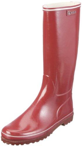 Aigle Venise 24513, Botas De Mujer Rojo (putrefacción / Carmesí)