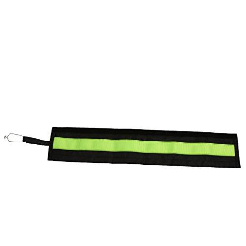 70cm PVC Negro Manguito Protector De Cuerda De Escalada