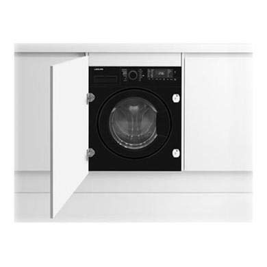 Leisure RI85421 A Rated Built-In Washer Dryer - Black