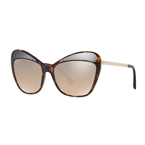 chanel-ch5377-c7143d-occhiale-da-sole-havana-sunglasses-sonnenbrille-donna-new