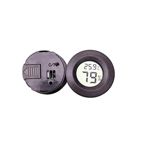 Mini termometro digitale igrometro digitale frigorifero congelatore tester temperatura igrometro rivelatore nero