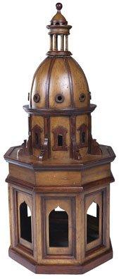 Authentic Models - Architekturmodell - Duomo Due - 62 cm - Kirsch- und Birkenholz- AR014