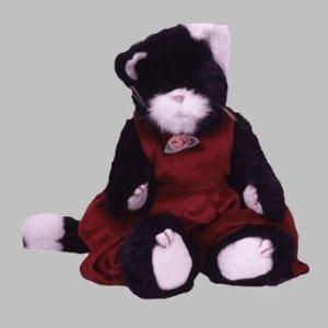Ty Beanie Attic Treasures - Ebony die Katze 32,cm (Katze Ebony)