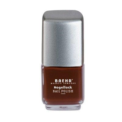 Baehr, Nagellacke, 25437, black berry, 11 ml