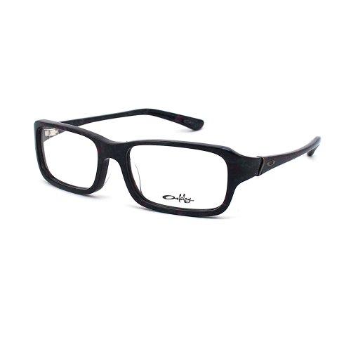 Oakley Unisex-Erwachsene OX1040 Brillengestelle, Blau/Transparent, 5