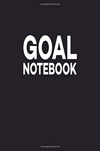 Goal Notebook: Great Gift Idea With Funny Saying On Cover, For Coworkers (100 Pages, Lined Blank 6