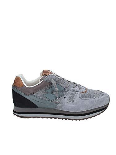 Lotto Kyoto Sneakers Grigio Nero T7400 (43 - Grigio)