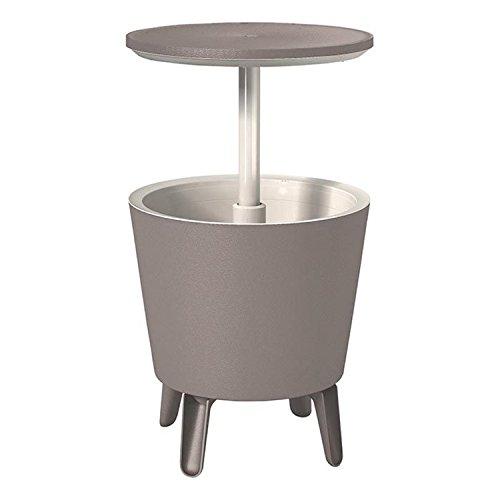 Keter Cool Bar Gartentisch mit Kühlfunktion Garten Stehtisch Kühlbox 17186745