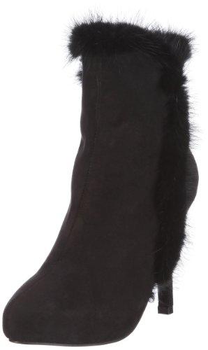 Victoria Delef Ankle Boot, Bottes femme Noir - Schwarz/NEGRO