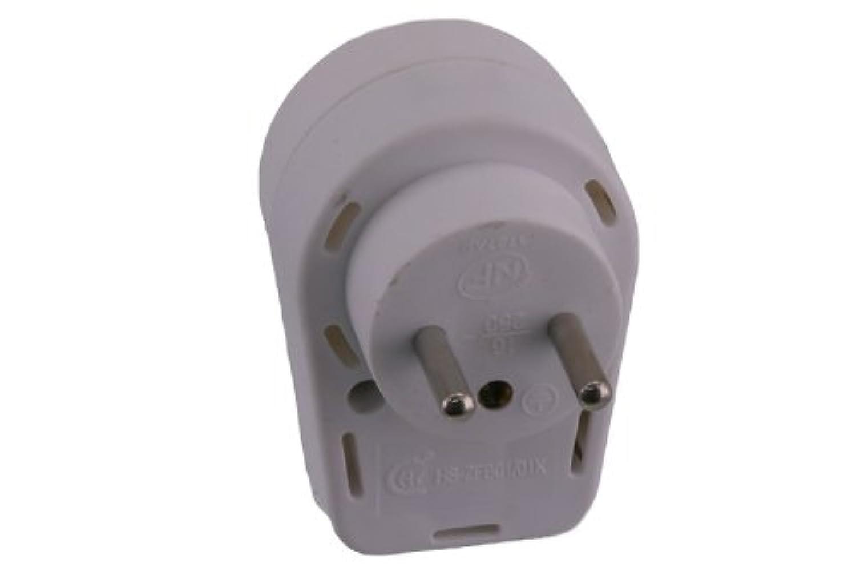 Exin 54.403.65 Prise commutateur lampe 10//16A Blanc