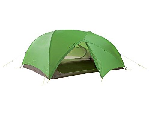 Cress Green (VAUDE Zelt Invenio SUL 3 Personen,cress green, ultraleichte Überwurfkonstruktion)