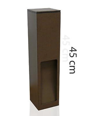 Wegeleuchte, Rostleuchte, 45cm, rost, Eco_Stand 5 10178 von Kiom - Lampenhans.de
